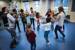 FolkActive Youth Ensemble