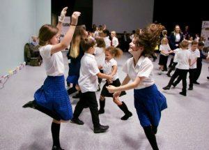 FolkActive Schools Ceilidh