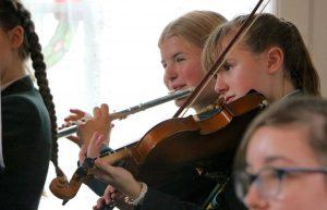 Portsmouth Youth Folk Ensemble